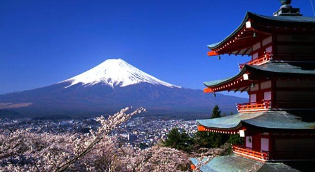 Paket wisata Jepang