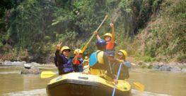 Klasifikasi sungai untuk olah raga Arung Jeram