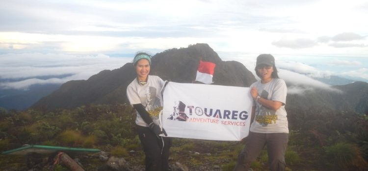 Pendakian Gunung Binaiya & Explore Pantai Ora