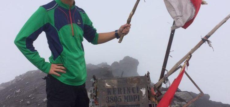 Album pendakian Gunung Kerinci
