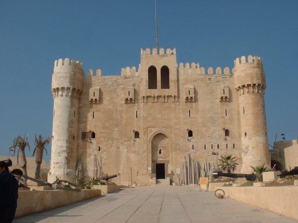 qaitbey fort