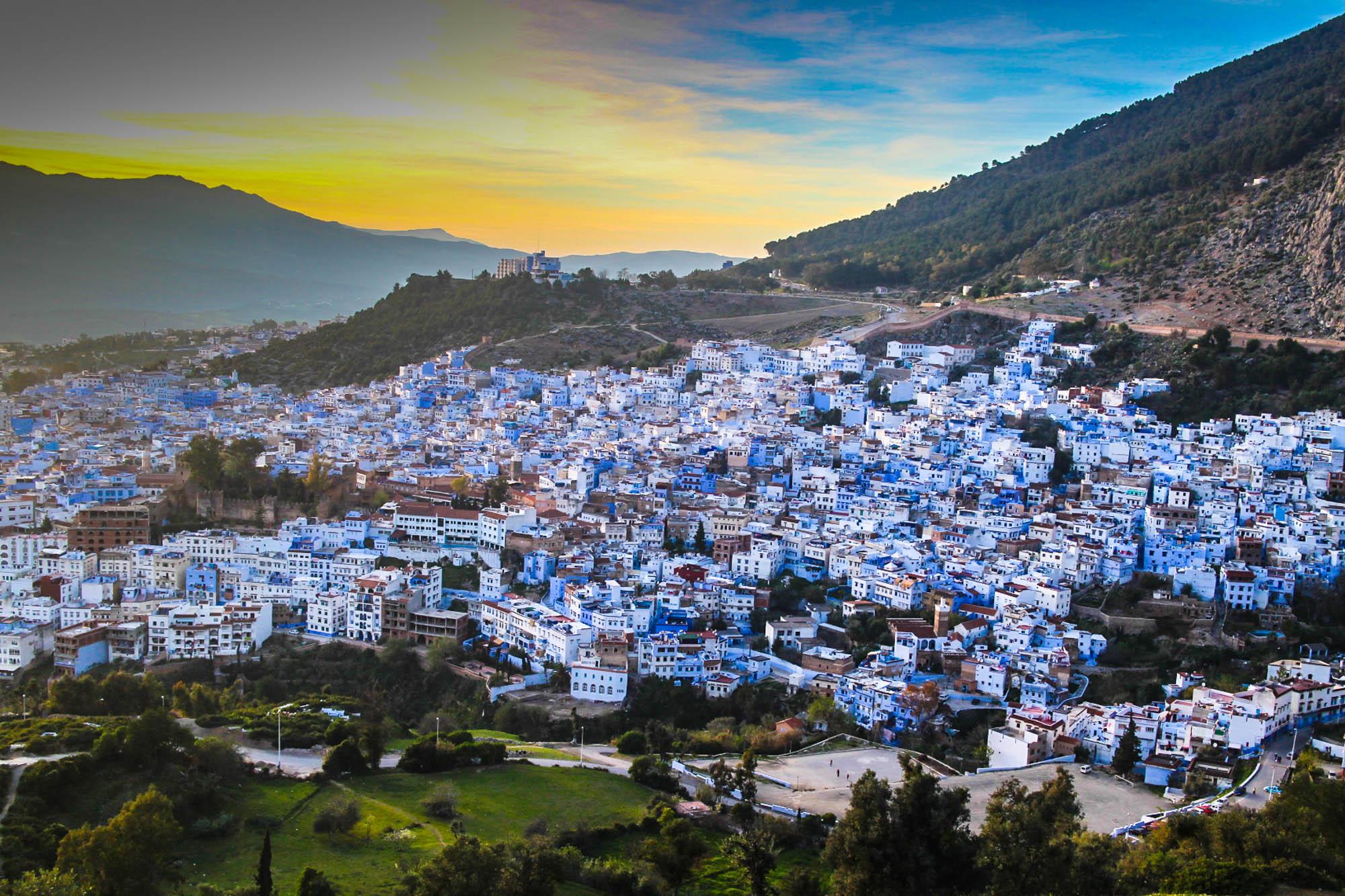 paket wisata maroko