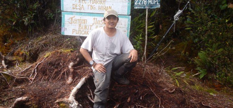 Album Pendakian Gunung Bukit Raya
