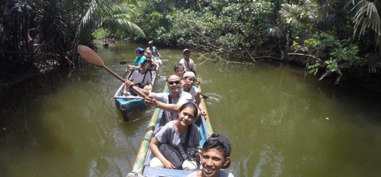 Album wisata Ujung Kulon dan Pulau Peucang