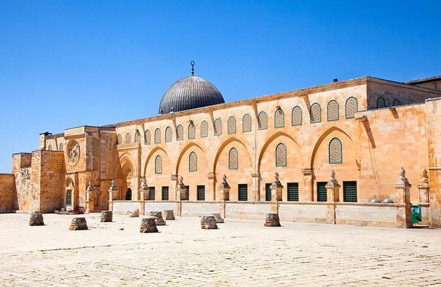 paket wisata palestina