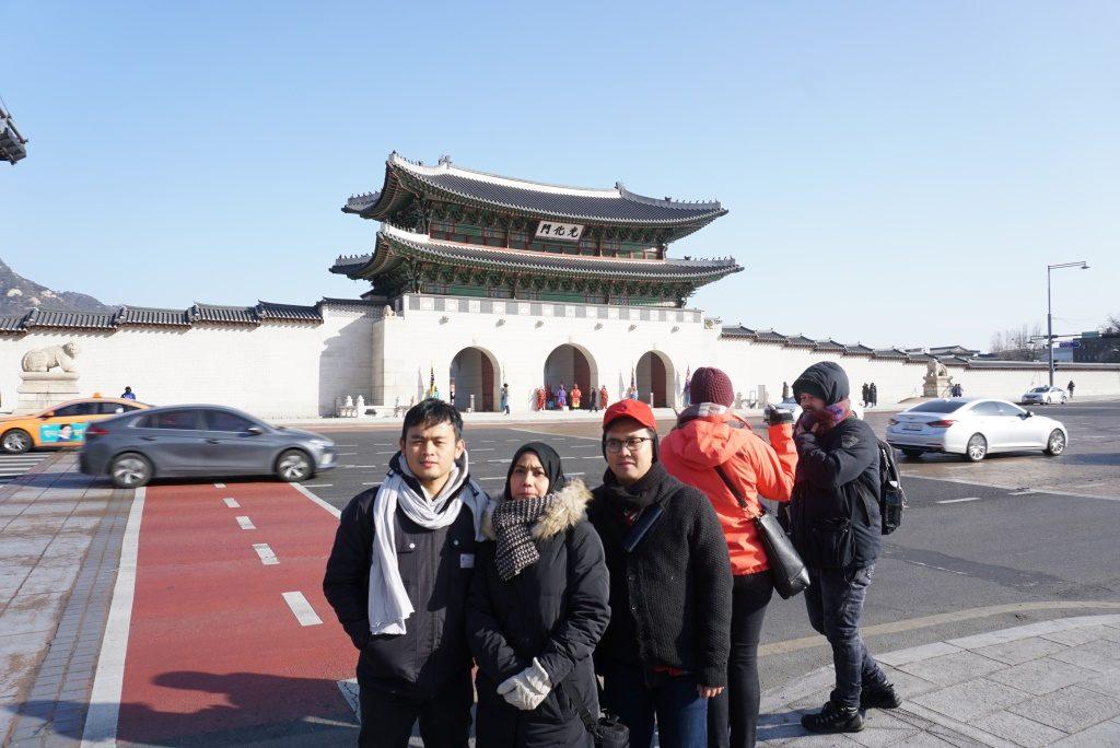 paket wisata korea