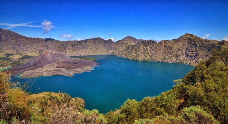 Pendakian Gunung Rinjani