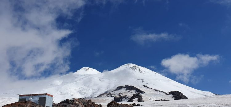Album Pendakian Gunung Elbrus