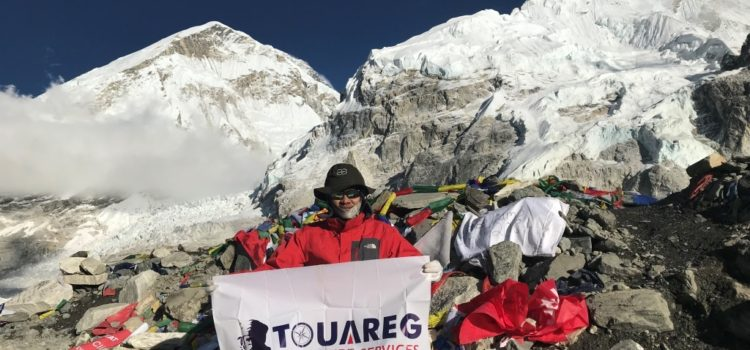 Backpacking Everest Basecamp