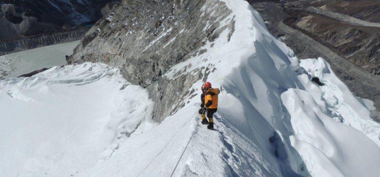 Pendakian Island Peak