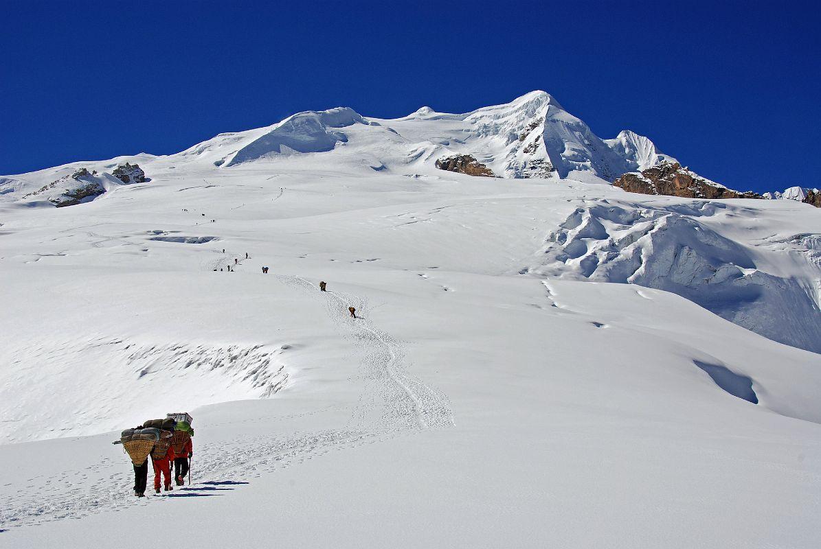pendakian mera peak