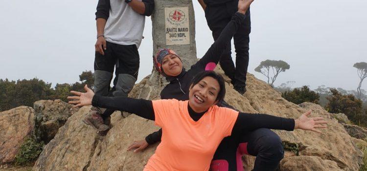 Pendakian Gunung Latimojong