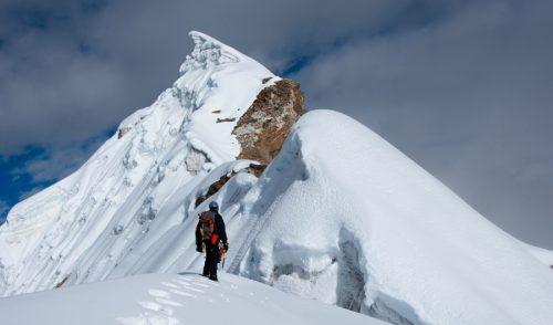 Pendakian Lobuche East