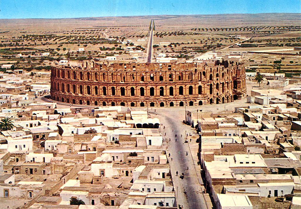 paket wisata tunisia