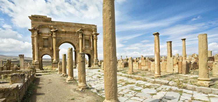 Menikmati Keindahan Bangunan Kuno Dalam Paket Wisata Aljazair