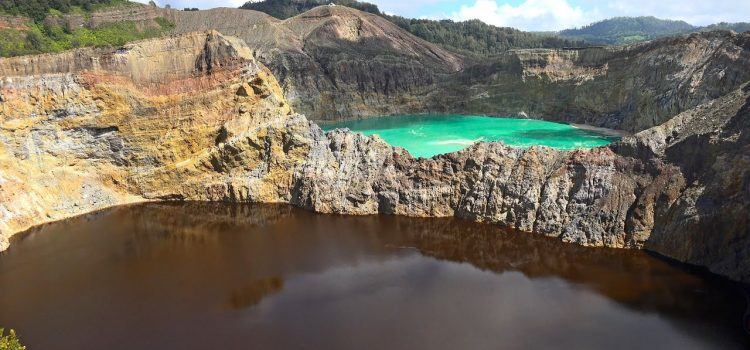 Menikmati Danau Cantik Lainnya Di Gunung Indonesia