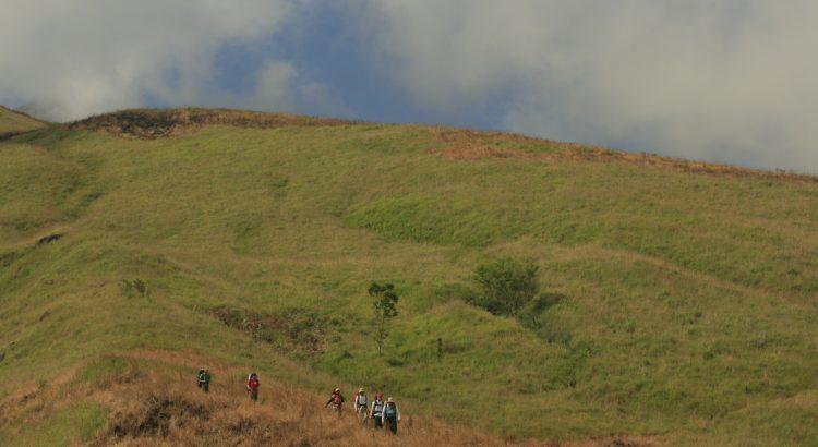 Pendakian gunung Tambora
