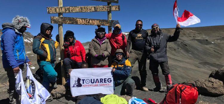 Album Pendakian Gunung Kilimanjaro