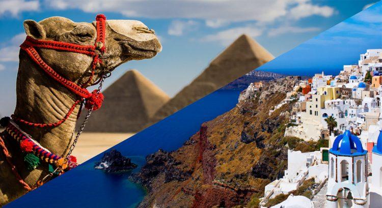 Jelajah Mesir Yunani