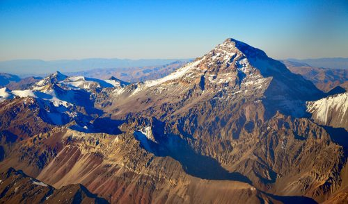 Pendakian Gunung Aconcagua