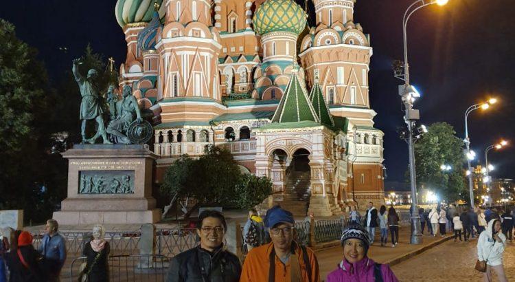 Paket Wisata Rusia