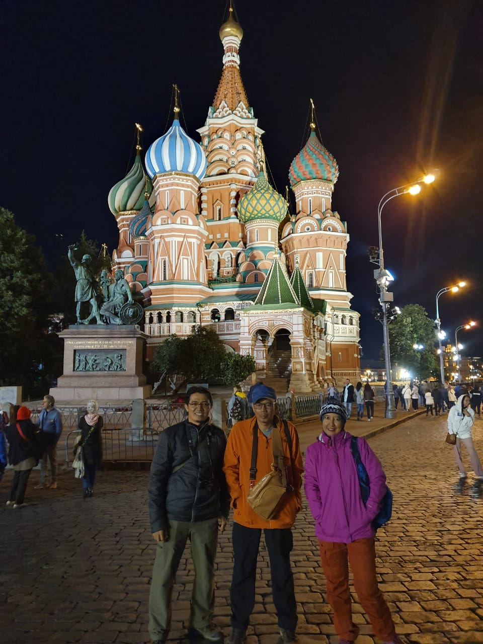 paket wisata russia