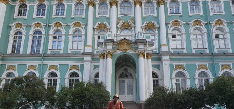 Album Paket Wisata Russia