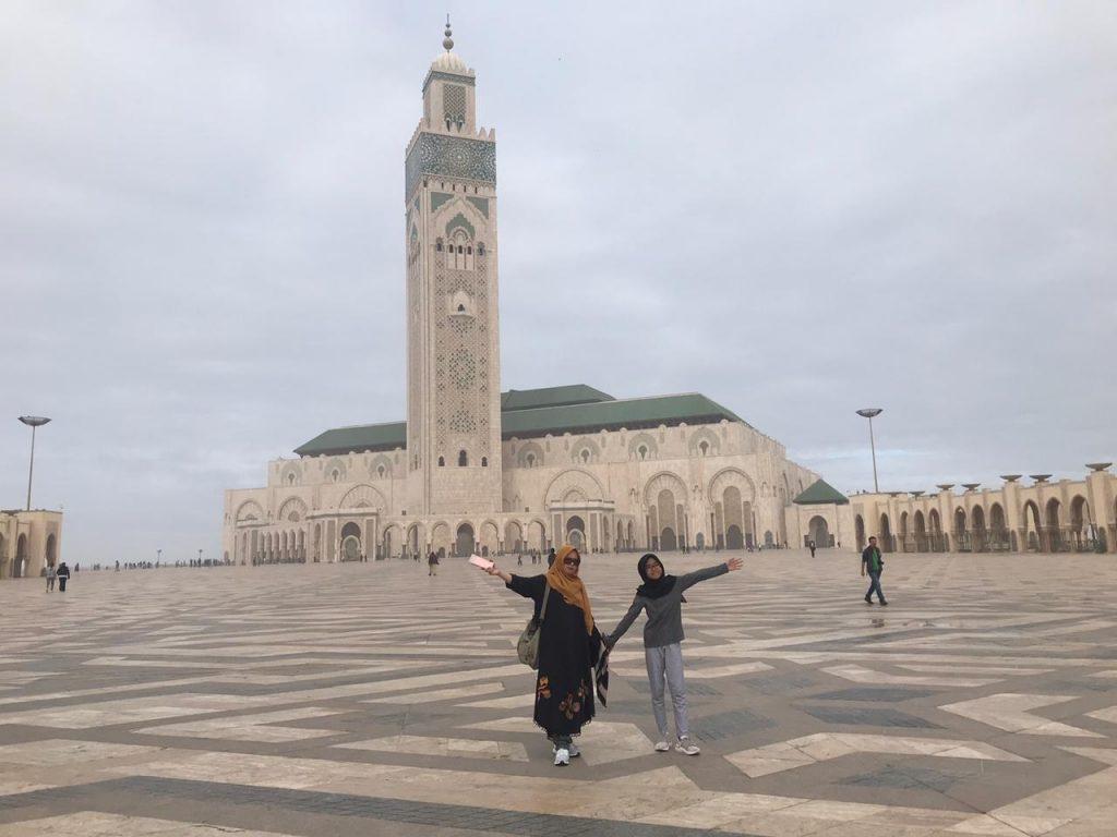 paket wisat maroko