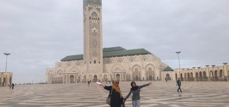 Album Paket wisata Maroko – Spanyol