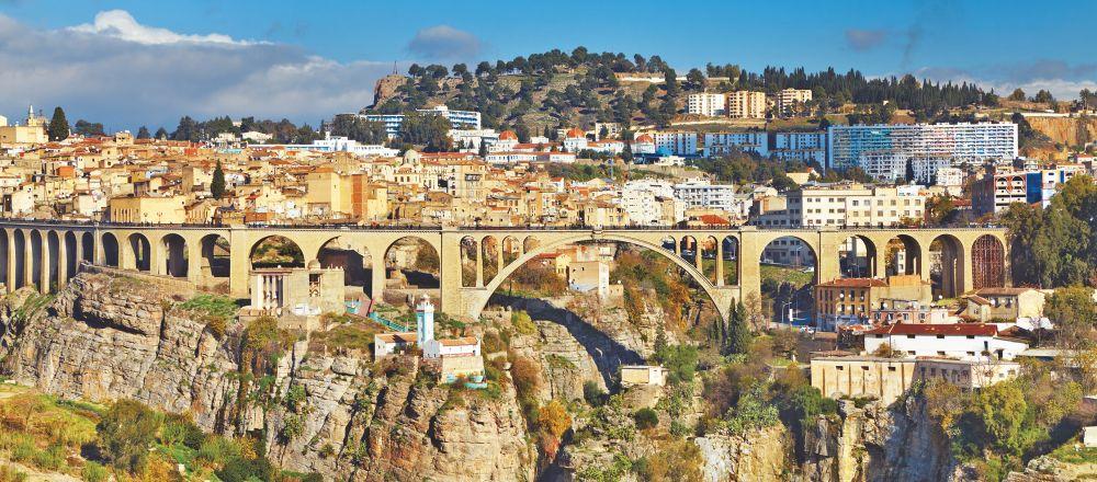 paket wisata aljazair